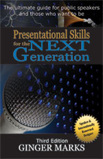 Presentational Skills for the Next Generation cover